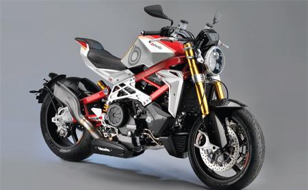 Nytt märke hos Supermotors - klassiska Bimota!